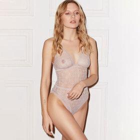 ELSE LINGERIE - Chloe body uden bøjle rose quartz