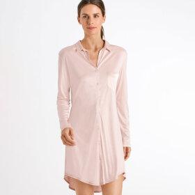 Hanro - Grand Central natkjole/skjorte 90 cm / petal /