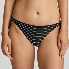PrimaDonna Swim - Sherry lav bikinitrusse med bånd smoking