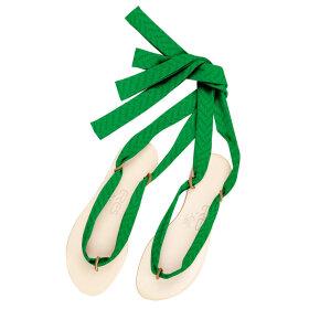 ERES - Accessories Sandale bund naturel