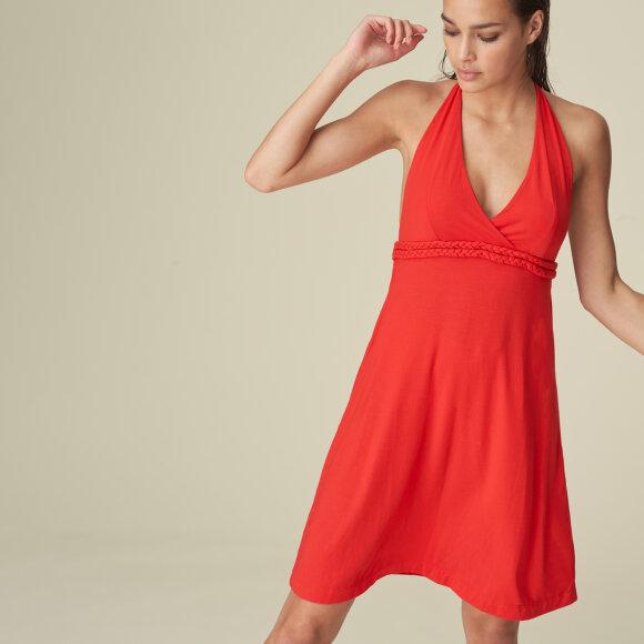 MARIE JO SWIM - Blanche Swimwear kjole / pomme d'amour
