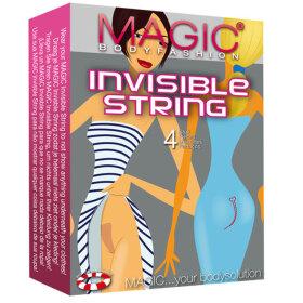 Magic - Usynlig string, 5 stk