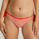 PrimaDonna Swim - Atlas lav bikinitrusse med bånd red pepper -