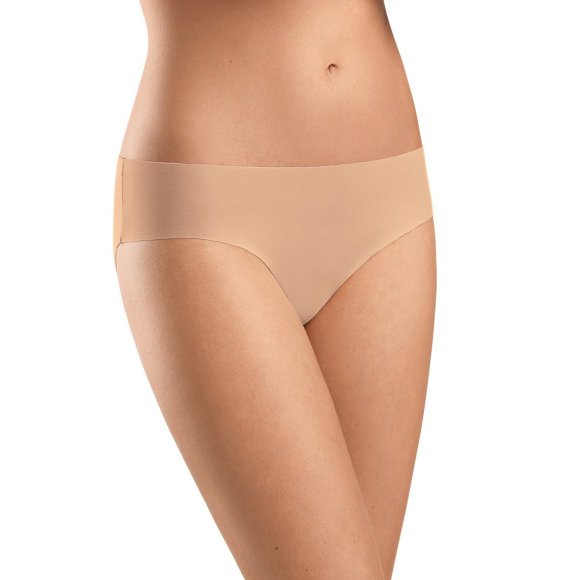 Hanro - Invisible Cotton MIDI trusse / beige