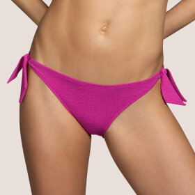 Andres Sarda - Biba bikinitrusse med bindebånd bollywood pink