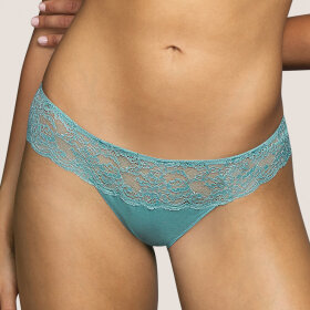 Andres Sarda - Tiger shorty string bali green