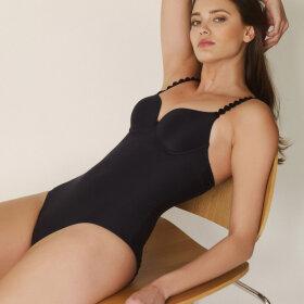 Marie Jo L'Aventure - Tom body med bøjle / black