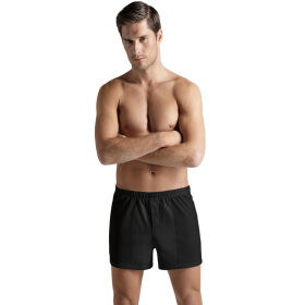Hanro - Cotton Sporty herre boxers / black