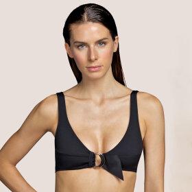 Andres Sarda - Kathryn bikinitop trekant uden bøjle / black