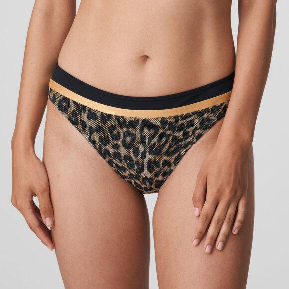 PrimaDonna Swim - Kiribati klassisk bikinitrusse / golden safari
