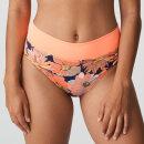 PrimaDonna Swim - Melanesia høj folde bikinitrusse / coral flower