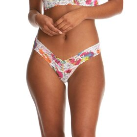 Hanky Panky - Signature Lace Low Rise string / multi