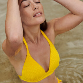 MARIE JO SWIM - Priscilla bikinitop med fyld trekant - sun