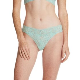 Hanky Panky - Signature Lace Org.Rise string / mint spring
