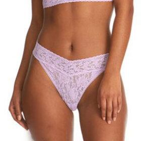 Hanky Panky - Signature Lace Org.Rise string / cool lavender