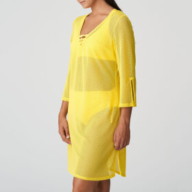 PrimaDonna Swim - Holiday kaftan kjole - yellow