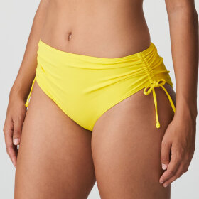 PrimaDonna Swim - Holiday høj bikinitrusse med sidebånd - yellow