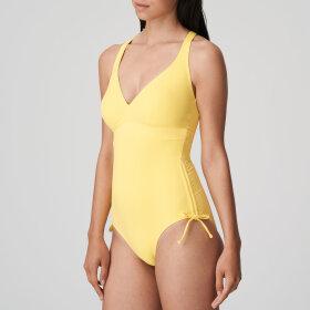 PrimaDonna Swim - Holiday badedragt med fyld trekant - yellow