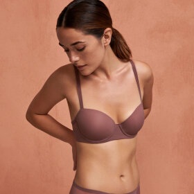 Marie Jo L'Aventure - Louie bh push up / satin taupe