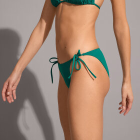 ERES - Duni Malou bikinitrusse bindebånd / mer emeraude