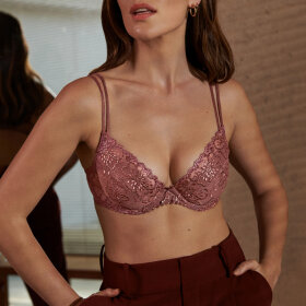 Marie Jo - Jane bh push up red copper