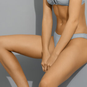 ERES - Duni Fripon bikinitrusse sable gris