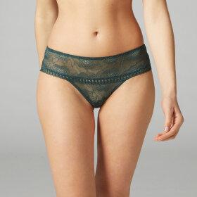 Simone Perele - Swing shorty trusse agate green