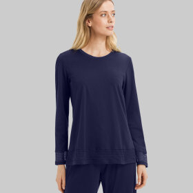 Hanro - Ira Pyjamas intense blue