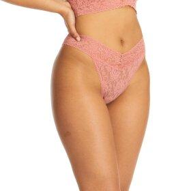 Hanky Panky - Signature Lace Org. Rise string himalyan pink