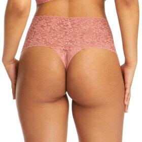 Hanky Panky - Signature Lace Retro string himalyan pink