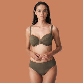 PrimaDonna Swim - Marquesas bikinitop med bøjle paradise green