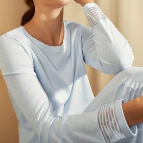 Hanro - Ira Pyjamas celestial blue