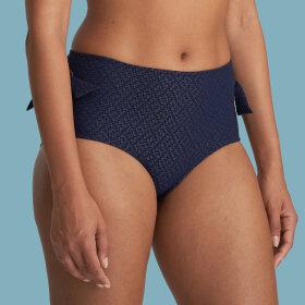 MARIE JO SWIM - Valentina høj bikinitrusse evening blue